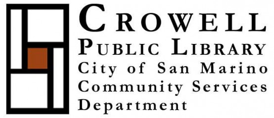 Crowell Public Library Logo