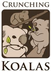 Crunching Koalas Logo