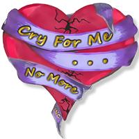 Cry For Me, No More Inc Logo