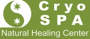 Cryo Spa Natural Healing Center Logo