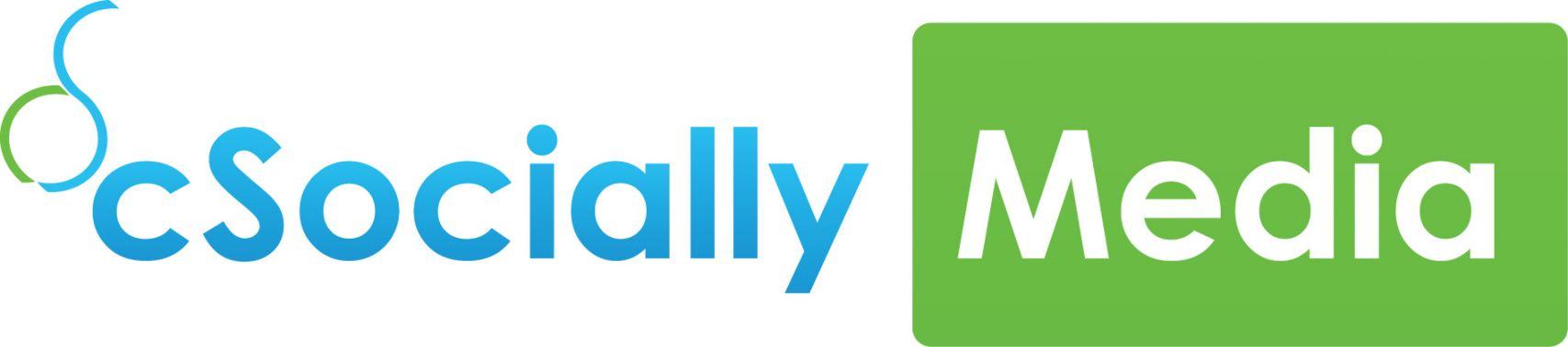 cSocially Media Logo