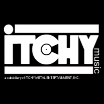 Itchy Metal Entertainment Logo