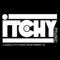 Itchy Metal Entertainment Logo