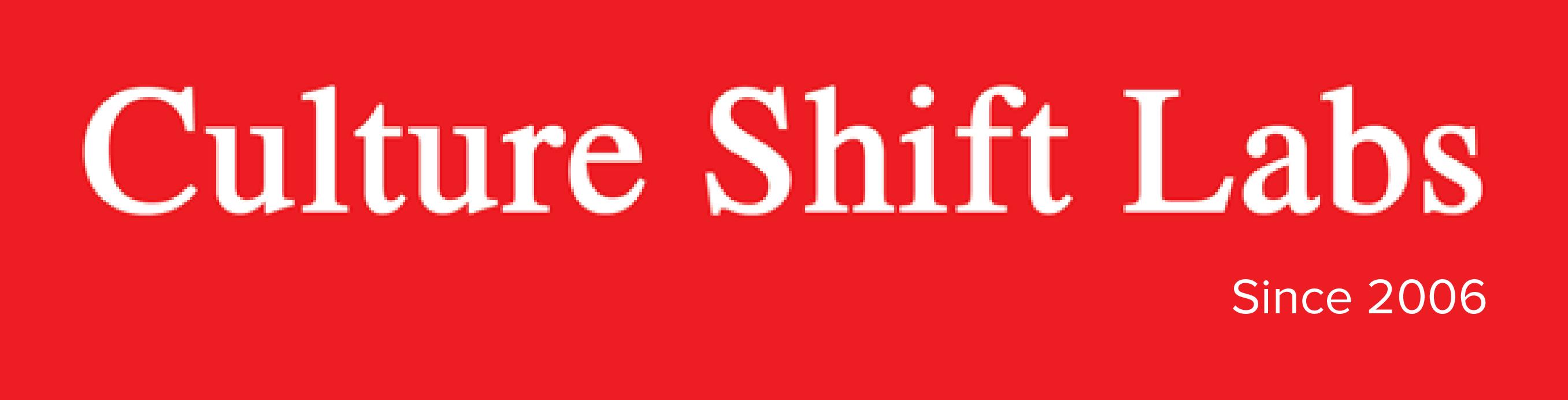 Culture Shift Labs LLC Logo