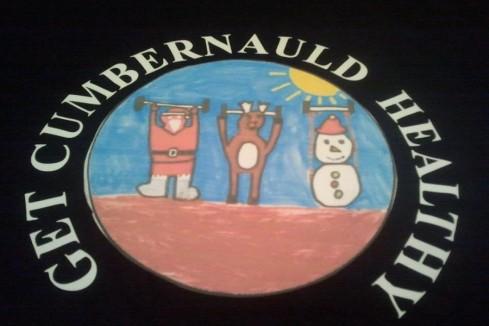 Get Cumbernauld Healthy Logo