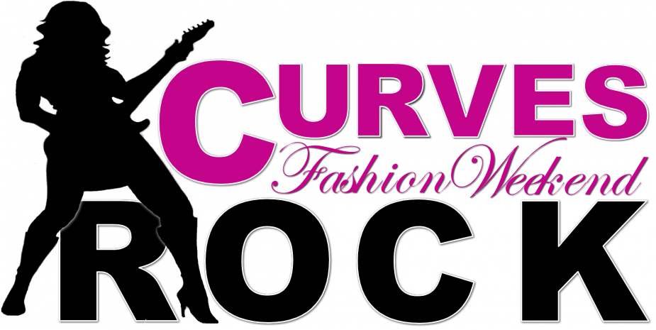 Curves Rock Fashion Weekend Logo