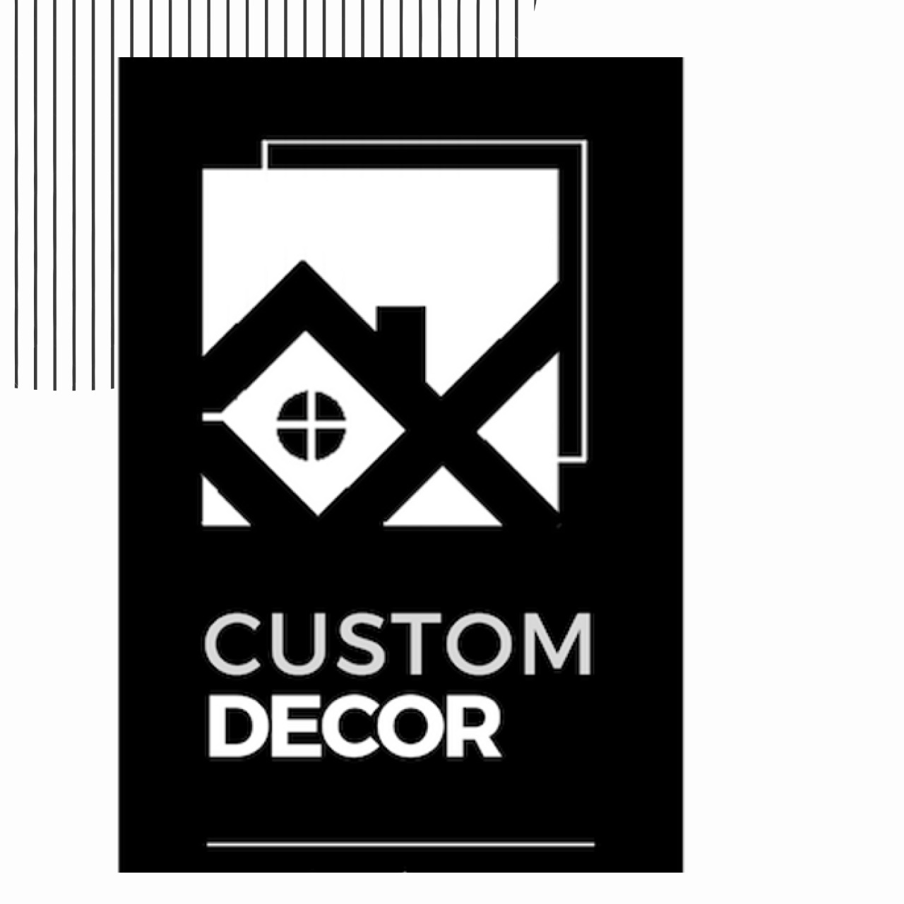 customdecorinteriors Logo