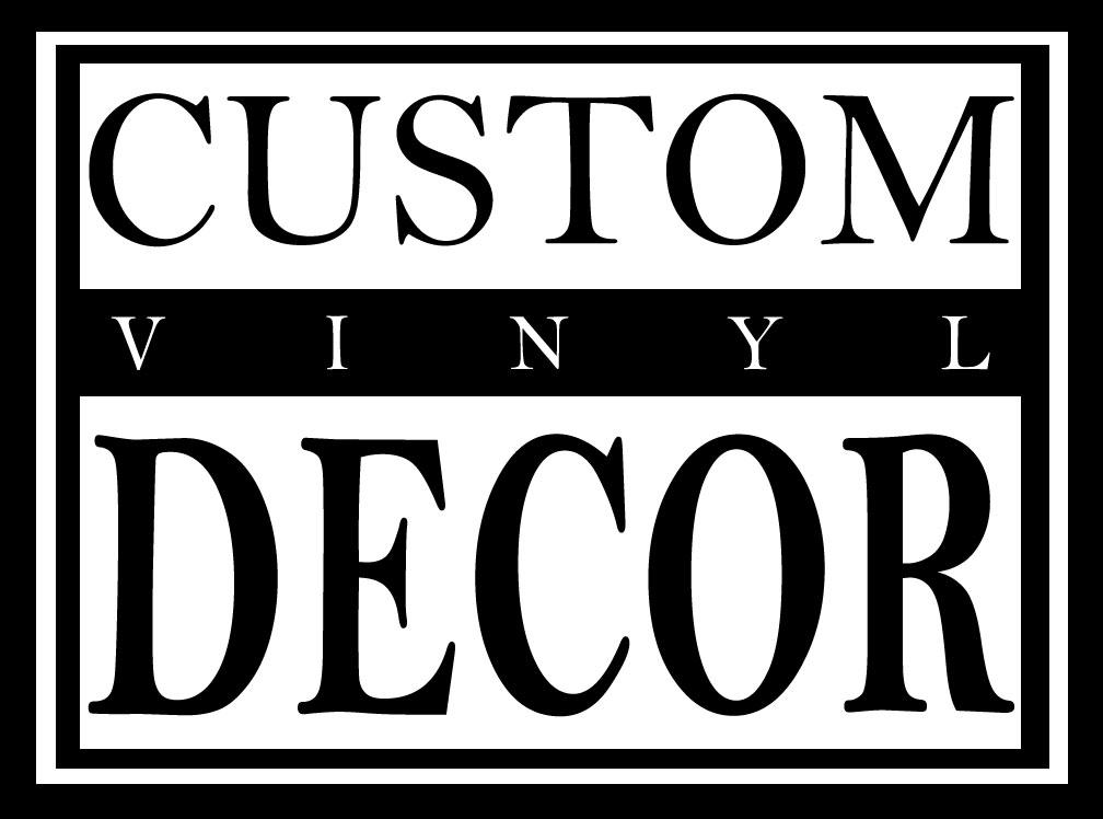 customvinyldecor Logo