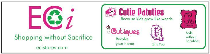 Cutie Patuties Consignment Store Logo