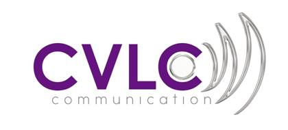 CVLC Communication Logo