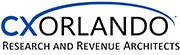 CX Orlando Research and Revenue Architects Logo