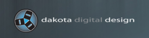 Dakota Digital Design Logo