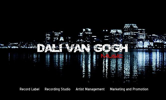 Dali Van Gogh Music Logo