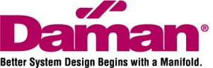 Daman Products Company Logo
