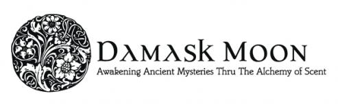 Damask Moon Logo