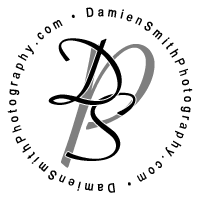 Damien Smith Photography Logo