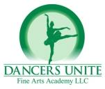 Dancers Unite Fine Arts Academy LLC Logo