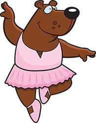 Dancing Bear Tours Logo