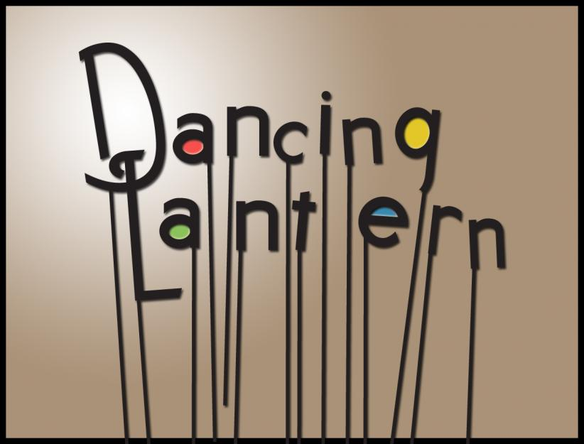 Dancing Lantern Shadow Theater Logo