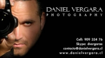 Daniel Vergara Photography Logo