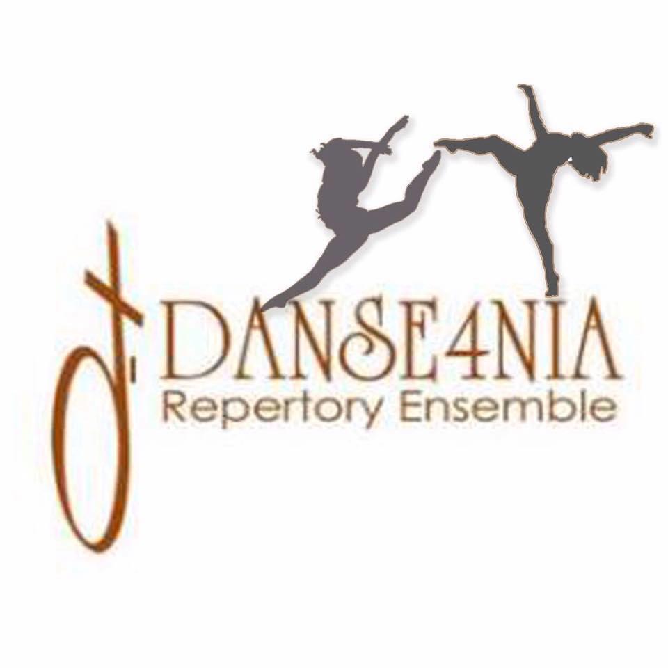 Danse4Nia Repetory Ensemble Logo
