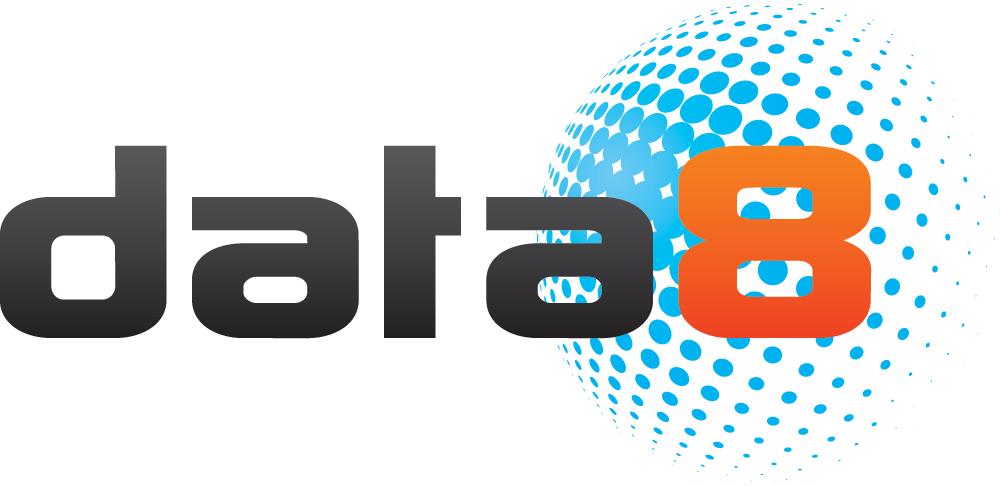 data-8 Logo