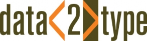 data2type Logo