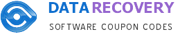 Data Recovery Software Discount Coupon Codes Logo