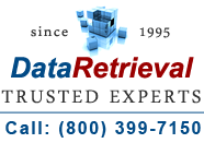 Data Retrieval Logo