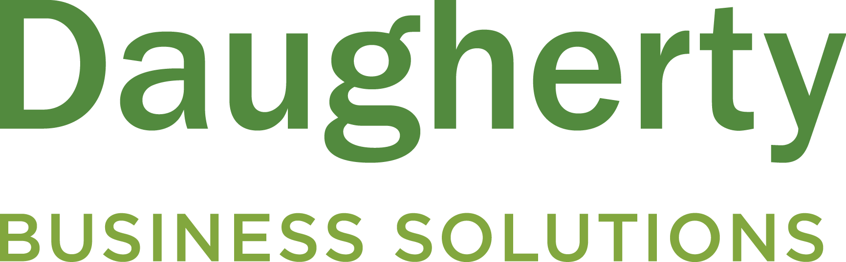 Daugherty Business Solutions Logo