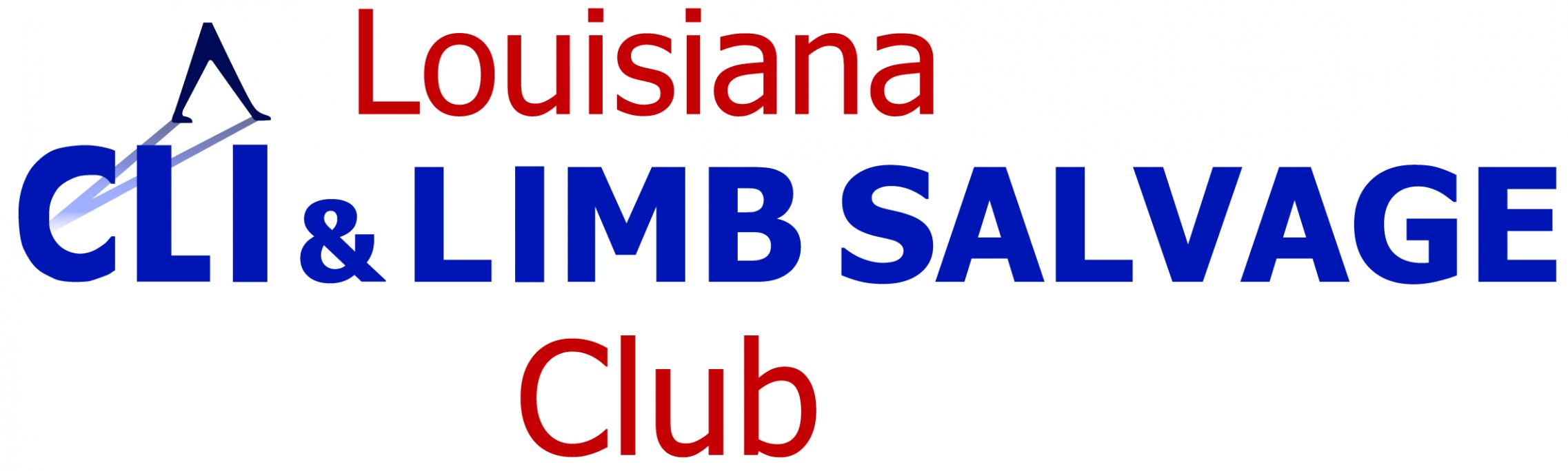 Louisiana CLI & Limb Salvage Club Logo