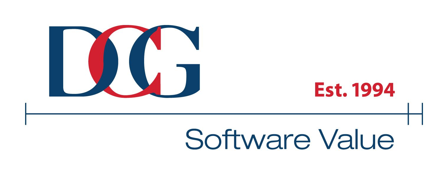 DCG Software Value Logo