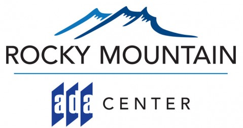 Rocky Mountain ADA Center Logo