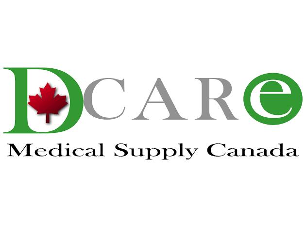 DCare Medical  supply Canada Logo