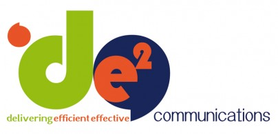 de2Communications Logo