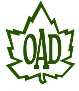 Ontario Association of the Deaf Logo