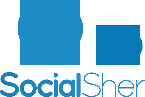 Social Sher Logo