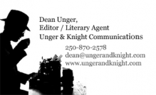 Unger and Knight Communications Logo