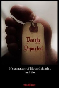 dearlydeparted Logo