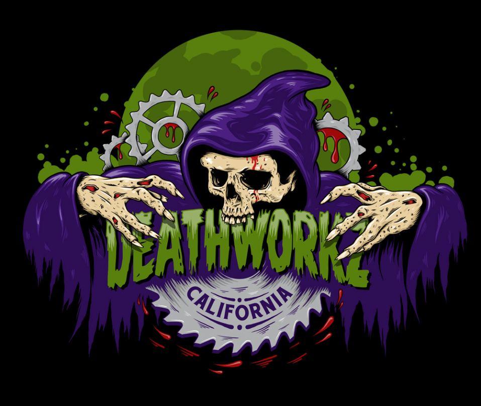 deathworkz Logo