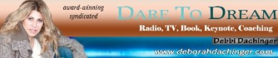 Dare to Dream Radio & Television Interviews Logo
