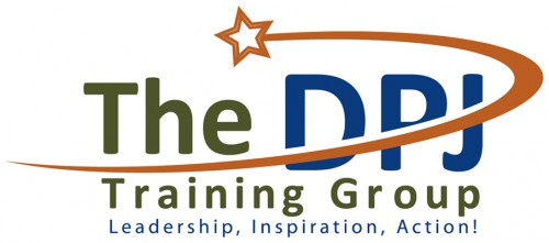 The DPJ Training Group Logo
