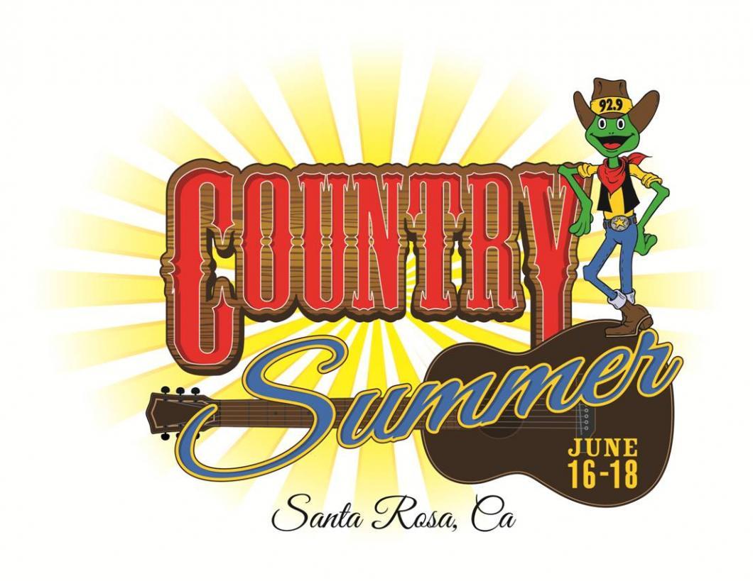 Country Summer Logo