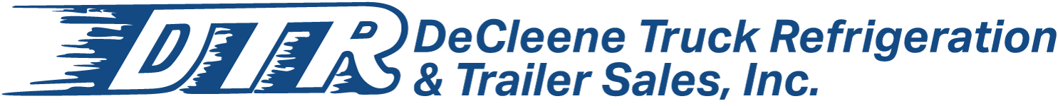 DeCleene Truck Refrigeration & Trailer Sales Logo