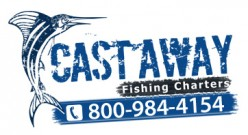 Cast Away Fishing Charters Logo