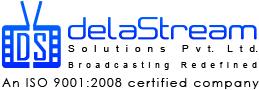 delaStream Solutions Pvt. Ltd. Logo