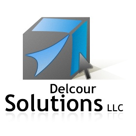 delcoursolutions Logo