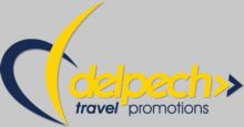 Delpech Travel Promotions Logo