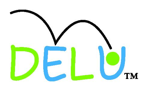 DELU Games Logo