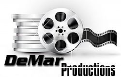 DeMar Productions Logo